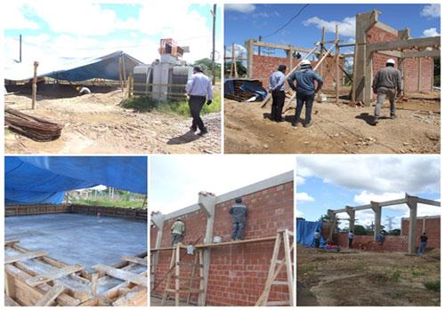 INSPECCIÓN DE CONSTRUCCIÓN DE LAS PLANTAS TERMOELÉCTRICAS