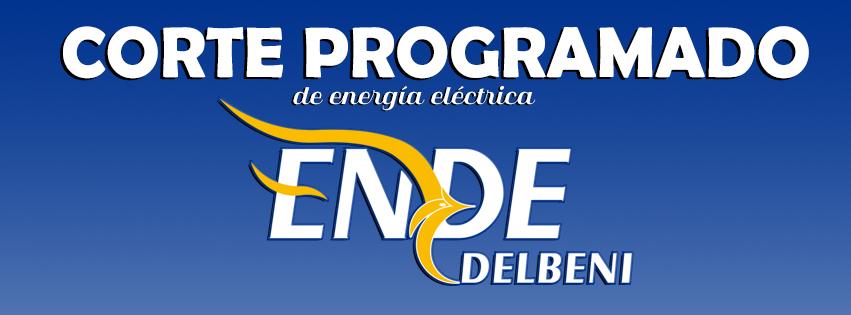 CORTE PROGRAMADO DE ENERGÍA ELÉCTRICA, PARA TRINIDAD